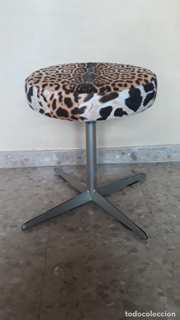 BANQUETA NORDICA (Vintage - Muebles)