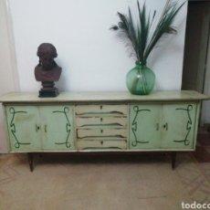 Vintage: MUEBLE TAQUILLON ANTIGUO. Lote 181138872
