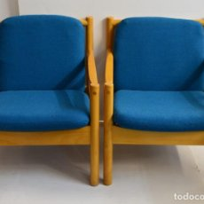 Vintage: SILLONES ERCOL. Lote 183998100