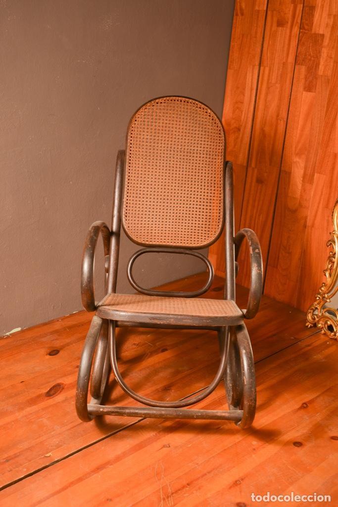 MECEDORA DE MADERA THONET (Vintage - Muebles)