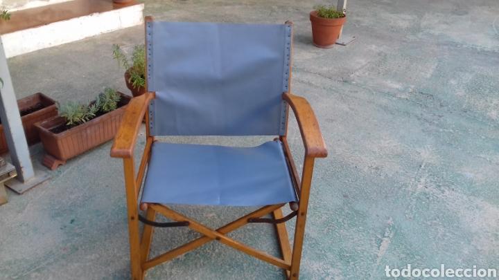 Vintage: Sillon plegable vintage - Foto 2 - 184853326