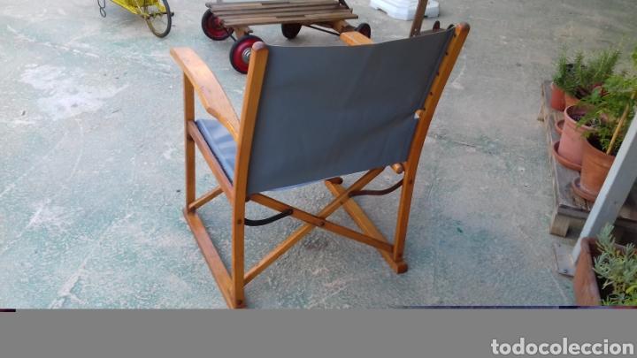 Vintage: Sillon plegable vintage - Foto 3 - 184853326