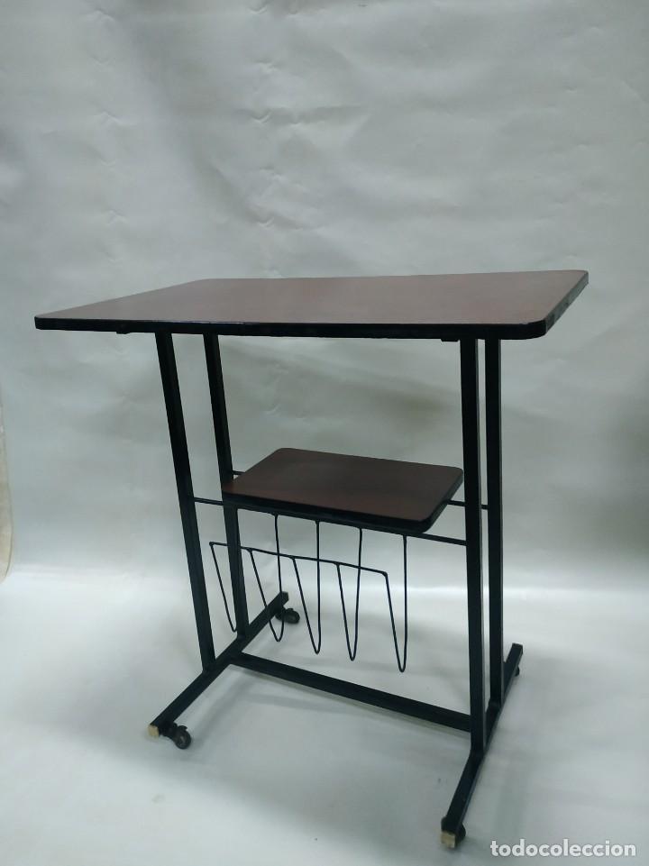 Mesa Tv Antigua Cómoda Mueble Auxiliar De Salit Comprar Muebles Vintage En Todocoleccion 189408667