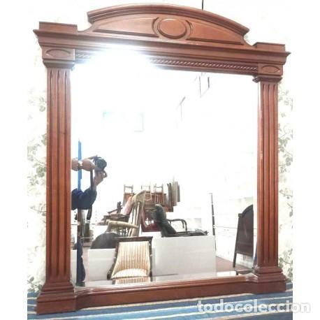 MARCO CON ESPEJO MEDIDAS 101 ANCHO X 116 ALTO APROX. (Vintage - Muebles)