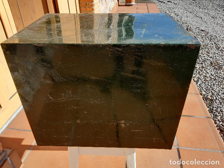 Vintage: CAJONERA ARCHIVADOR INDUSTRIAL METALICO. - Foto 3 - 194270797