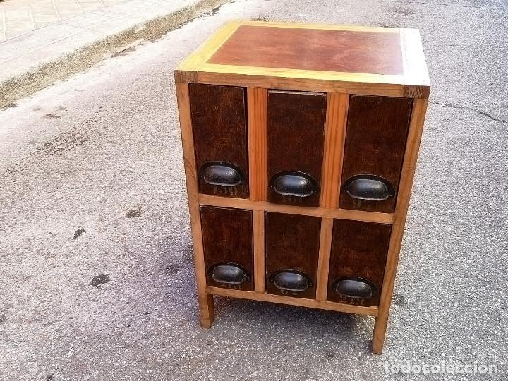 CAJONERA INDUSTRIAL (Vintage - Muebles)