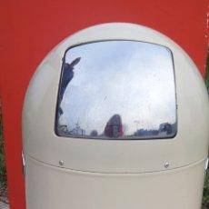 Vintage: ESPECTACULAR PAPELERA A PEDAL TYPHOON. COMPRADA EN VINÇON AÑOS 80. VINTAGE DE CALIDAD. Lote 195174095