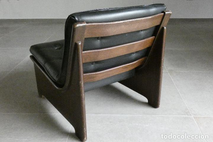 Vintage: Sillón Vintage de diseño AG Barcelona original, 1960s - Foto 5 - 195244253