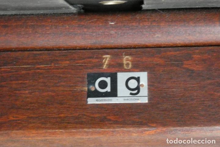 Vintage: Sillón Vintage de diseño AG Barcelona original, 1960s - Foto 8 - 195244253