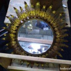 Vintage: ESPEJO SOL MID-CENTURY.. Lote 197949412