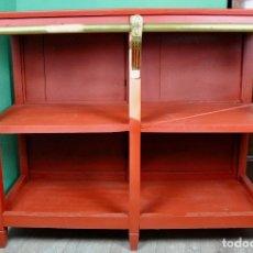 Vintage: MUEBLE TALLER CONVERTIDO EN MUEBLE BAR . Lote 198168938