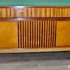 Vintage: APARADOR FRANCÉS EN CHAPA AÑOS 60. Lote 198765802