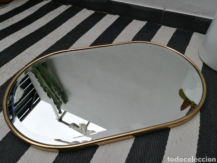 espejo cuarto de baño metalkris años 80 // 54,5 - Comprar ...