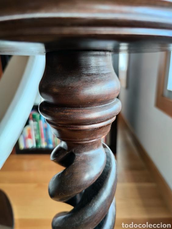 Vintage: Peana de madera - Foto 3 - 199951262