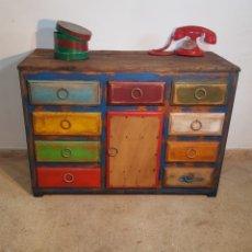 Vintage: MUEBLE APARADOR VINTAGE. Lote 201251343