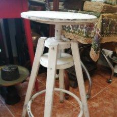 Vintage: TABURETE ELEVADOR. Lote 205432380