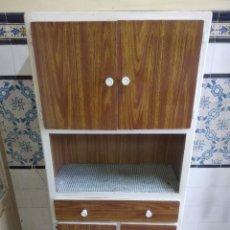 Vintage: ALACENA DE COCINA VINTAGE. Lote 206291231