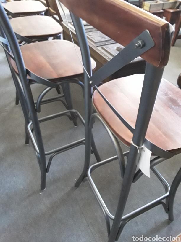 Vintage: Taburete de bar o cocina - Foto 5 - 206374887