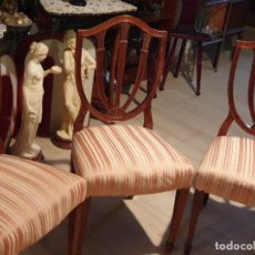 Vintage: 3 BONITAS SILLAS. Lote 206837236