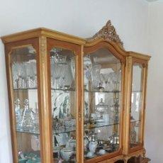 Vintage: MUEBLE VITRINA-APARADOR. Lote 210345616