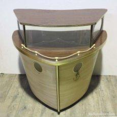 Vintage: VINTAGE BAR EN FORMA DE BARCO. 1950 - 1959. Lote 210473985