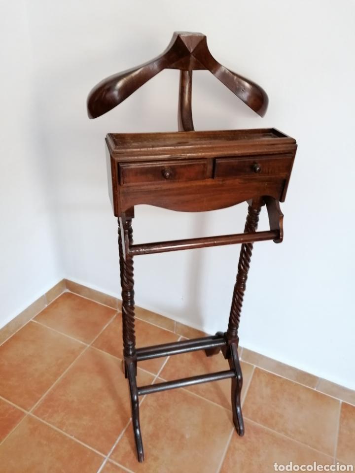 GALÁN DE NOCHE DE TECA (Vintage - Muebles)
