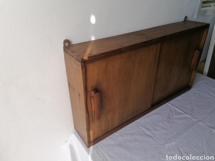 ARMARIO DE PARED RÚSTICO VINTAGE (Vintage - Muebles)