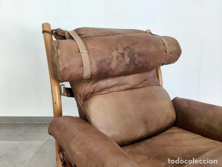 Vintage: Exclusivo Sillon original Inca de Arne Norell, 1960s - Foto 11 - 214857477
