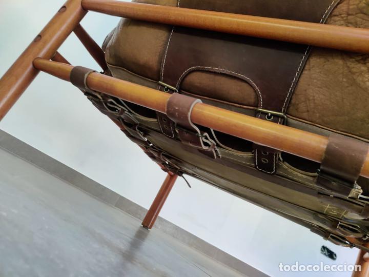 Vintage: Exclusivo Sillon original Inca de Arne Norell, 1960s - Foto 13 - 214857477