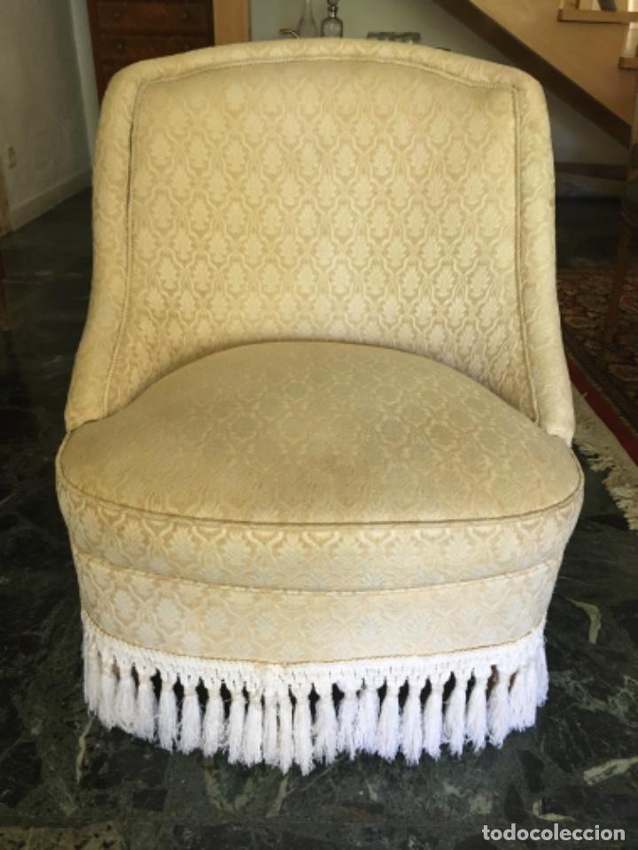 BUTACA DESCALZADORA (Vintage - Muebles)