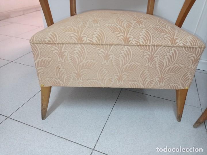 Vintage: Pareja de sillones butacas originales época vintage años 70 - Foto 7 - 218009755