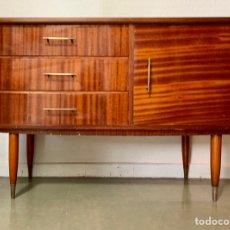 Vintage: PEQUEÑO APARADOR ESTILO NÓRDICO AÑOS 60. Lote 221625716