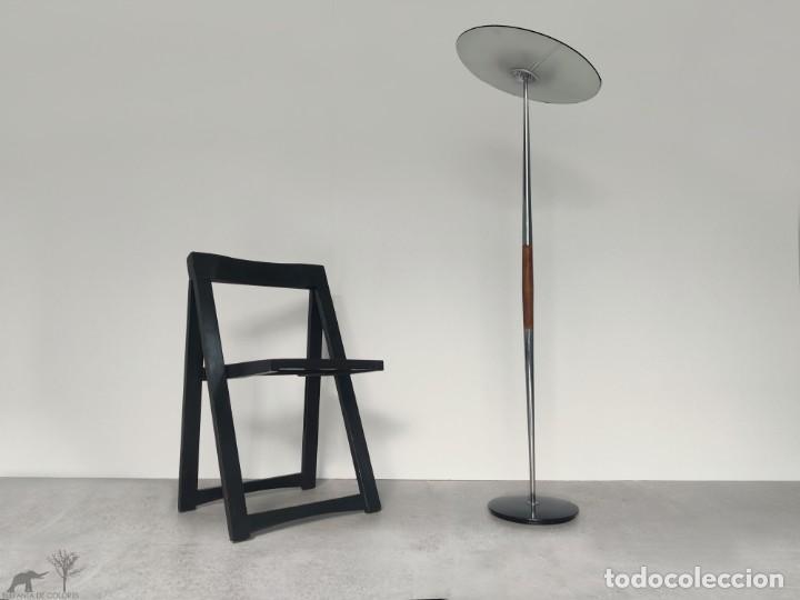 Vintage: Juego de 6 sillas plegables by Aldo Jacober, 1960s - Foto 2 - 221942891