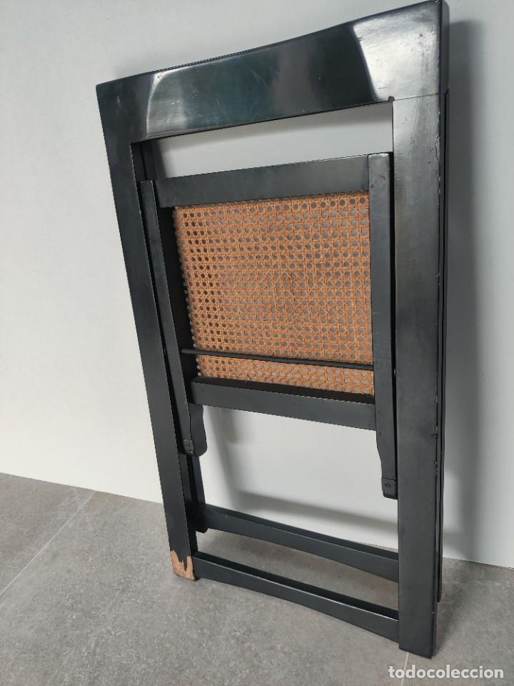 Vintage: Juego de 6 sillas plegables by Aldo Jacober, 1960s - Foto 20 - 221942891