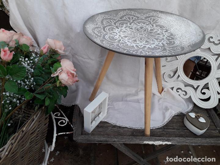 Vintage: mesita - Foto 4 - 222077841
