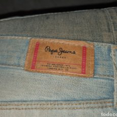 Vintage: PUFF TEJANO PEPE JEANS. Lote 223585933