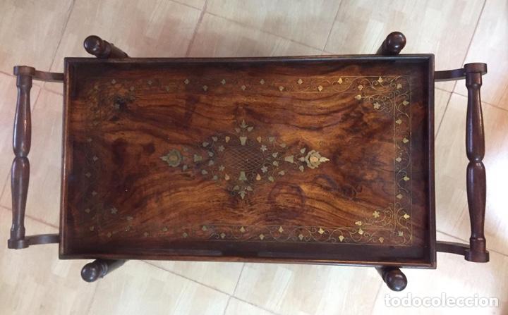Vintage: Camarera Madera Vintage - Foto 2 - 223680652