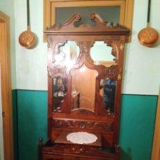 Vintage: MUEBLE RECIBIDOR. Lote 226072662