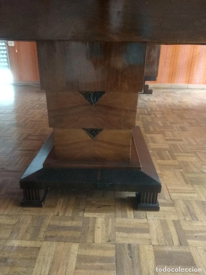MESA ART DECO (Vintage - Muebles)