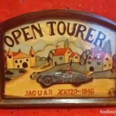 Vintage: MUEBLE GUARDA LLAVES EN MADERA - ESTILO VINTAGE . DISPONE DE SEIS COLGADORES - BUEN ESTADO.. Lote 231126340