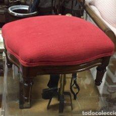 Vintage: TABURETE DESCALZADOR CLÁSICO. Lote 231424855