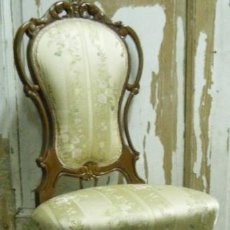 Vintage: SILLA ESTILO LUIS XV. Lote 231436450