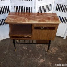 Vintage: MUEBLE BAR - TV - VINTAGE.REYMAR - 84 X 96 X 37 CM.. Lote 236172680