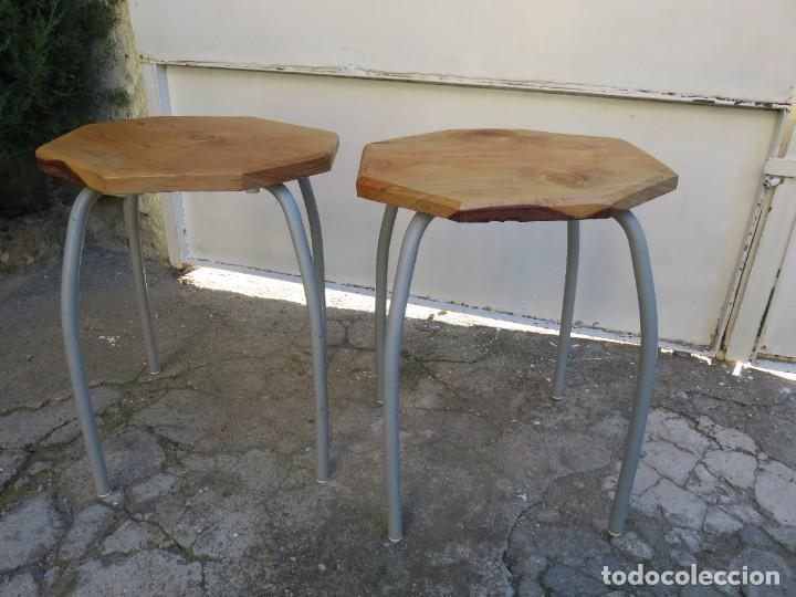 TABURETES (Vintage - Muebles)