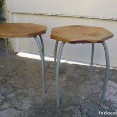 Vintage: TABURETES. Lote 236505070