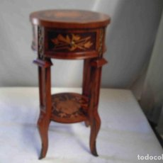 Vintage: MESITA VIOLIN Y PANDERETA. Lote 238492370