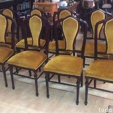 Vintage: LOTE DE SILLAS CLÁSICAS. Lote 240789495