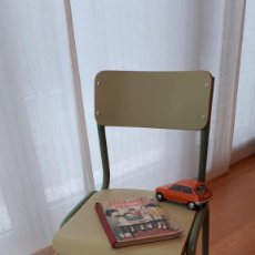 Vintage: SILLA COLEGIO, EDUCACION INFANTIL, AÑOS 70/80. Lote 243620435