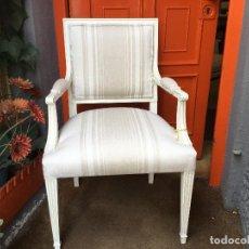 Vintage: BUTACA LACADA. Lote 244921635