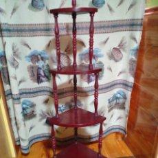 Vintage: PRECIOSA ESTANTERIA RINCONERA. Lote 249328090